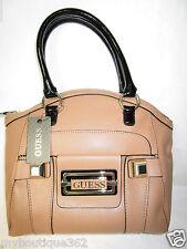 GUESS SAFIYA camel  satchel handbag purse NEW with tag