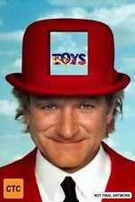 Toys (DVD, 2003) Joan Cusack, Robin Williams, L. L. Cool J, Michael Gambon