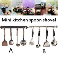 Dollhouse Mini Kitchen Accessories Cooking Tool Miniature Kitchenware Kids Toy