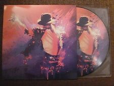 LP.MICHAEL JACKSON.RARE UNRELEASED STUDIO.ED FAN CLUB JAPAN.PICTURE DISC.