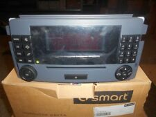 New Genuine Radio - CD Changer Operating - Display Unit Smart 454 - A4548200879