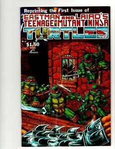 Teenage Mutant Ninja Turtles 1 2 3 4 lot Various Printings Mirage Studios Vol. 1