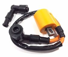 PERFORMANCE IGNITION COIL YAMAHA KODIAK 400 YFM400 2000 2001 2002 EXTRA CAP