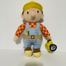 "BOB The BUILDER Stuffed Plush 13"" Toy Doll"