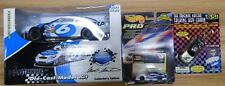 Mark Martin Die Cast lot of 3 2 1:4 Scale & 1 1:24th Scale NASCAR 030718DBT2