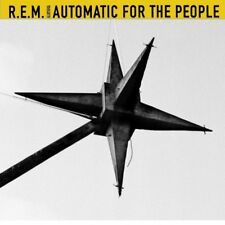 R.E.M. - AUTOMATIC FOR THE PEOPLE (LIMITED 2CD DELUXE)  2 CD NEW+