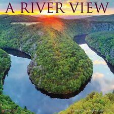 A River View 2021 Wall Calendar (Free Shipping)