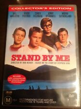 STAND BY ME River Phoenix Cory Feldman Like New DVD R4