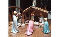 Hummel Large Nativity Set 13 Total Pieces