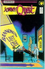 Jonny Quest # 18 (Marc Hempel) (USA, 1987)