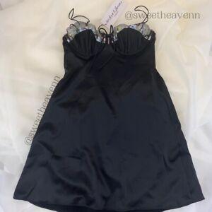 For Love & Lemons Elektra Daisy Slip Dress   NWT   XXS-L   VS   Exclusive