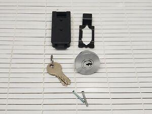 USM Haller Lock with Key, WE SHIP