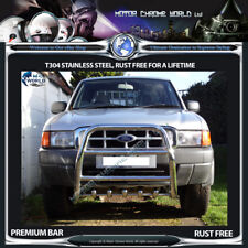 FORD RANGER BULL BAR CHROME AXLE NUDGE A-BAR 60mm STAINLESS STEEL 1998-2006 NEW