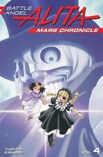 Battle Angel Alita Mars Chronicle GN Volume 04 Softcover Graphic Novel