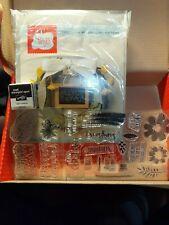 Stampin Up Paper Pumpkin Kit Lovely Little Wreath Full Set NEW BONUS STAMP SET