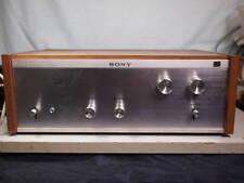 SONY Power Amplifier TA-3120F Working Item