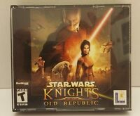 Star Wars Knights of the Old Republic PC Game Complete