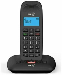 BT 3660 Single Digital Cordless Telephone with Answer Machine & Speakerphone