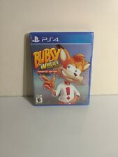 Bubsy The Woolies Strike Back Ps4 - Used Complete With Soundtrack