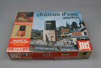 Z215 Jouef 05 1035 00 maquette train Ho 1:87 chateau eau ancien decor diorama