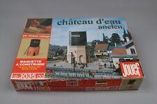 Z215 Jouef 05 1035 00 maquette train Ho 1:87 chateau eau ancien decor diorama