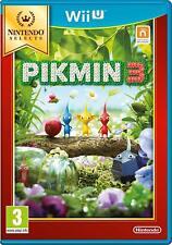 Juego de Nintendo Wii u Pikmin (III) 3 (selects) para la nueva WiiU producto