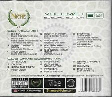 BHANGRA NICHE VOL1 - 2 DISC SPECIAL EDITION PUNJABI MC - FREE UK POST