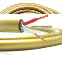 1M CARDAS/Cardas GOLDEN5-C Golden Ratio Copper Tape Shielded Signal Cable DIY