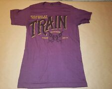 Womens Train Summer Tour 2015 T-shirt Picasso At The Wheel Top