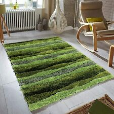 POLYESTER SHAGGY CARPET FOR LIVING ROOM BEDROOM WITH LATEX ANTI SLIP BACKING