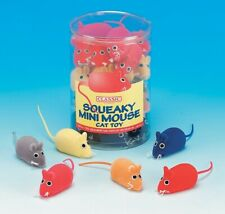 Classic Squeaky Mini Mouse Cat Toy | Cats