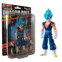 Bandai Dragon Ball Z Shodo 5 Super Saiyan God Vegetto Action Figure NEW In Stock
