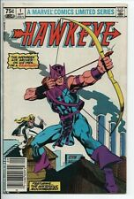 Marvel Comics Hawkeye #1 Sept. 1983 FN First Issue, First Mockingbird