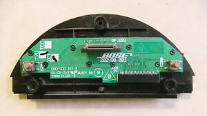 """No Sound & No Charging"" Repair For Black Bose SoundDock 1 Type A Docking Board"