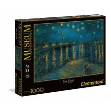 Puzzle 1000pzmuseum Orsay Van Gogh 39344 8005125393442 Clementoni S.p.a. G