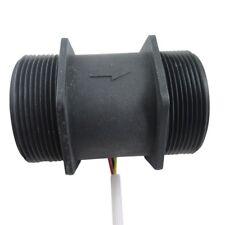 "G2"" 2 inch Water Flow Hall Sensor Switch Meter Flowmeter Control 10-200L/min"