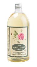 Olivenöl-Flüssigseife Rose 1L Nachfüllflasche HBSL1LRO