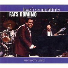 "Fats Domino - Live From Austin, Tx (NEW 12"" VINYL LP)"