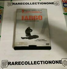 Fargo Rare PolyGram Video Release Dvd
