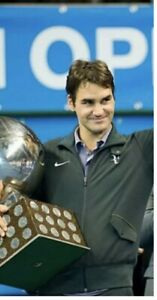RARE Nike RF Roger Federer US Open 2010 Jacket Size XL