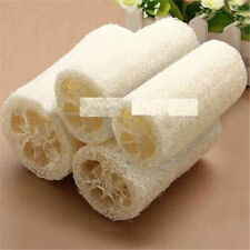 New Natural Loofah Luffa Loofa Bath Shower Wash Body Pot Sponge Scrubber Towel//