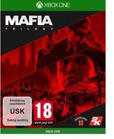 Mafia Trilogy uncut inkl. Bonus Code Xbox One