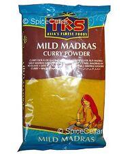 Madras Curry Powder - Mild- 1 x 400g Bags - TRS Brand