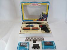 Thomas the Tank Train Engine & Friends HO Set & 3 Extra Cars  by Hornby C-7 Ex