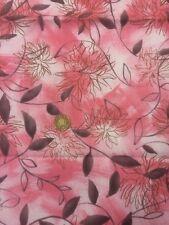 Paintbrush Studio Dahlia Dreams Patchwork Quilting Fabric 100% Cotton Malkowski