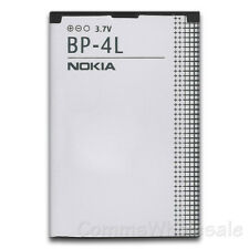 Genuine Nokia BP-4L 1500mAh Battery E52 E55 E61i E63 E71 E72 E90 N97 N810 - NEW