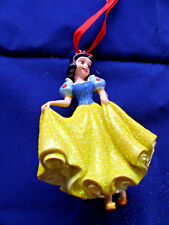 Disney * PRINCESS SNOW WHITE * Glitter Gown - New Holiday Ornament