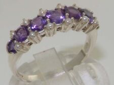 Pearl Amethyst Sterling Silver Fine Jewellery