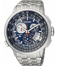 Citizen Titanium Promaster Radio Controlled World Time Men's Watch BY0010-52L