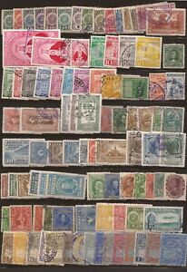 VENEZUELA- 1900s-on all used (94+ stamps) Nothing checked